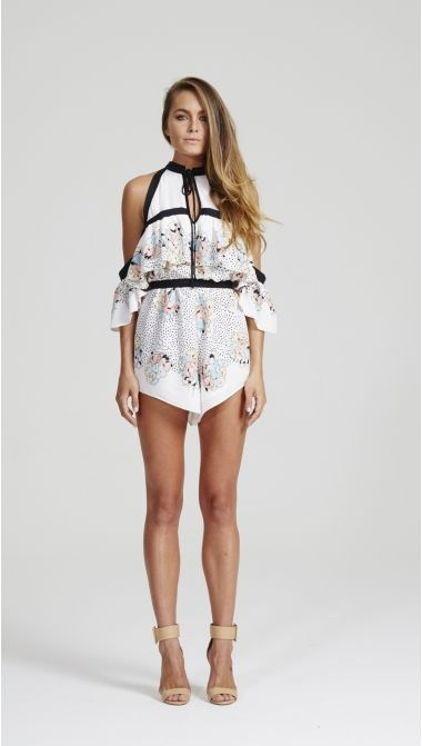 ca55cb888d Nothing Compares Playsuit Alice Mccall