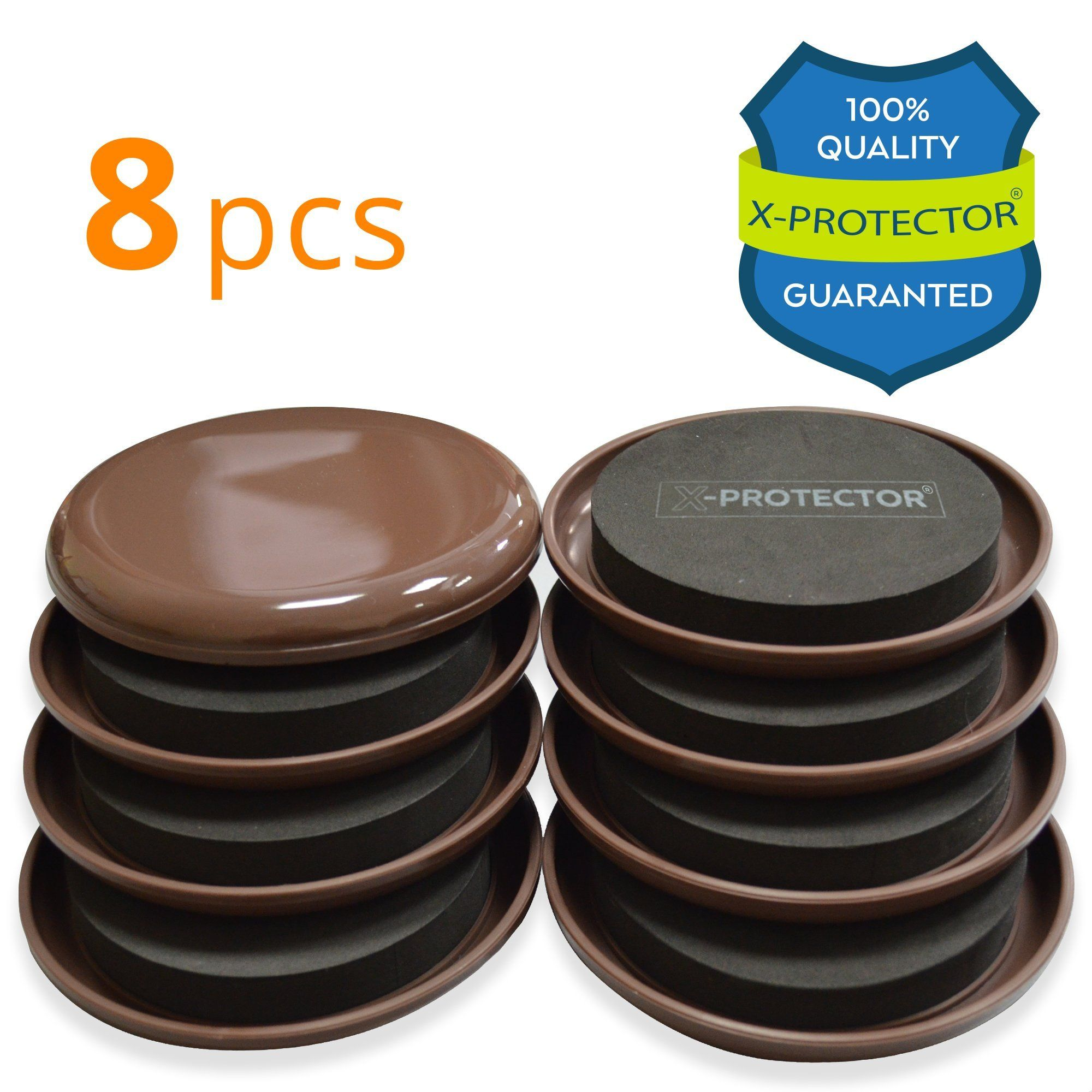 Furniture Sliders For Carpet X Protector Best 8 Pack 4 3 Inch Heavy Moving Pads Move Your Easy With Reusable