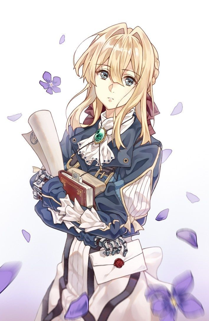 Photo of Overwhelmed by the charming fanart Violet Evergarden | Cotvn.Net – #charmanten …
