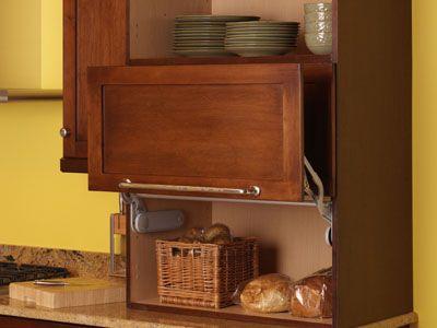 Appliance Garage Cabinet