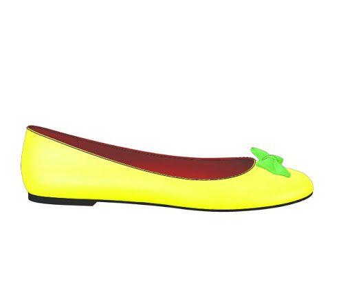 J'adore ce design personnalisé de Shoes of Prey! Designez votre parfaite paire de chaussures maintenant || shoesofprey.com