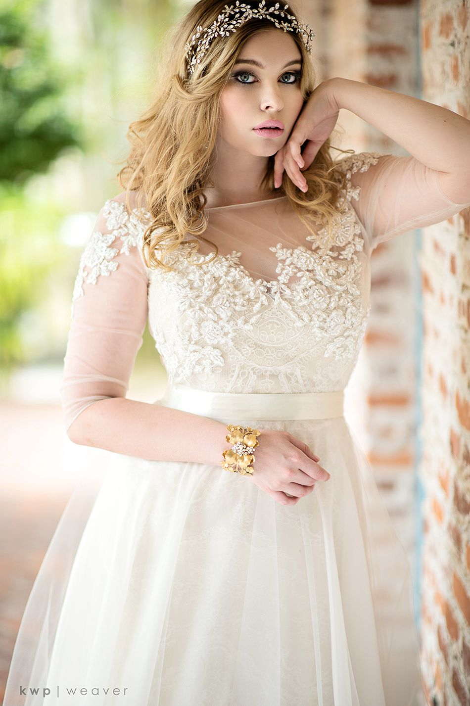 Marisa wedding dress  Solutions Bridal teamed up with photographer kristenweaver simone