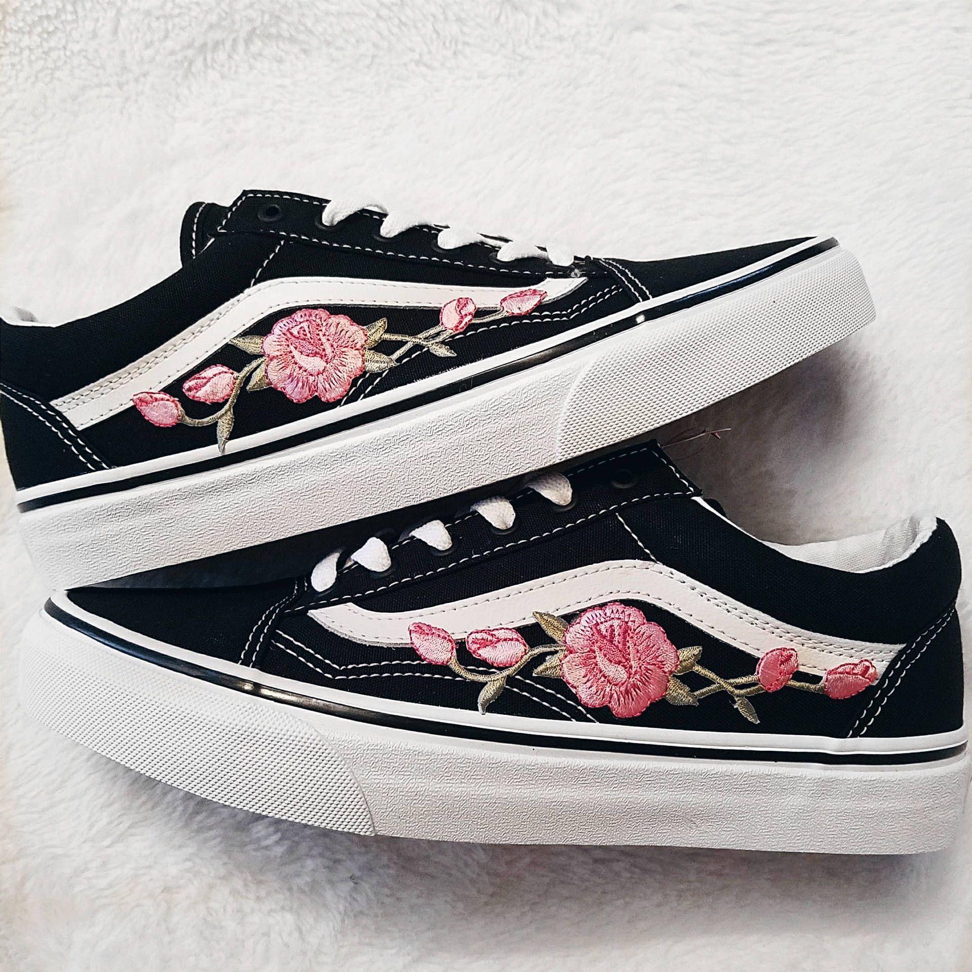 Stray Kids 10th Member Sneakers Fashion Vans Old Skool Cute Vans