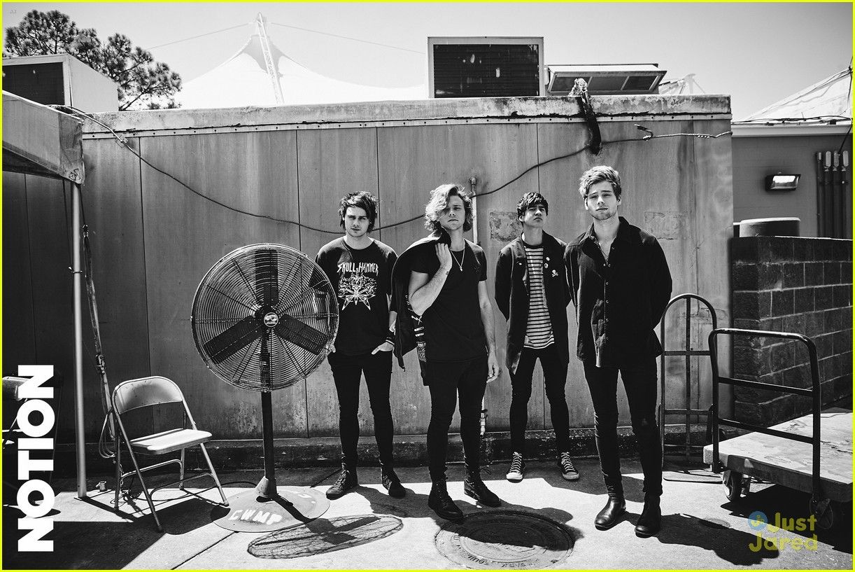 5 Seconds Of Summer Talk New Album Sounds Good Feels Good In