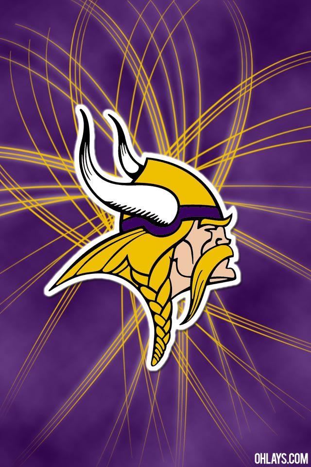 Minnesota Vikings Iphone Wallpaper Minnesota Vikings Minnesota Vikings Logo Minnesota Vikings Football