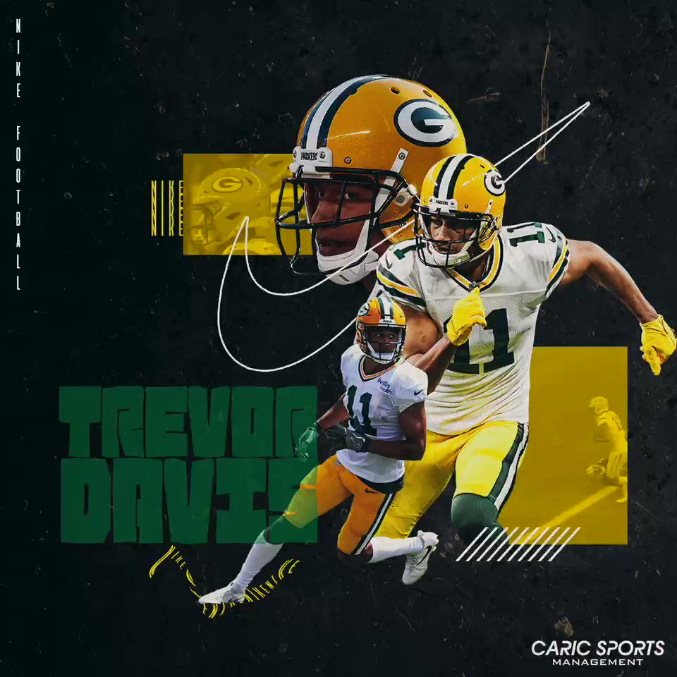 Steve Caric On Twitter Congrats To Trevor9davis For Inking A