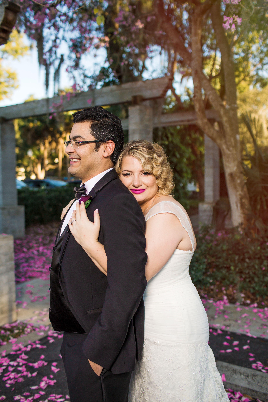 Vintage Maitland Art Center WeddingOrlando Wedding Photographers | Lotus Eyes Photography