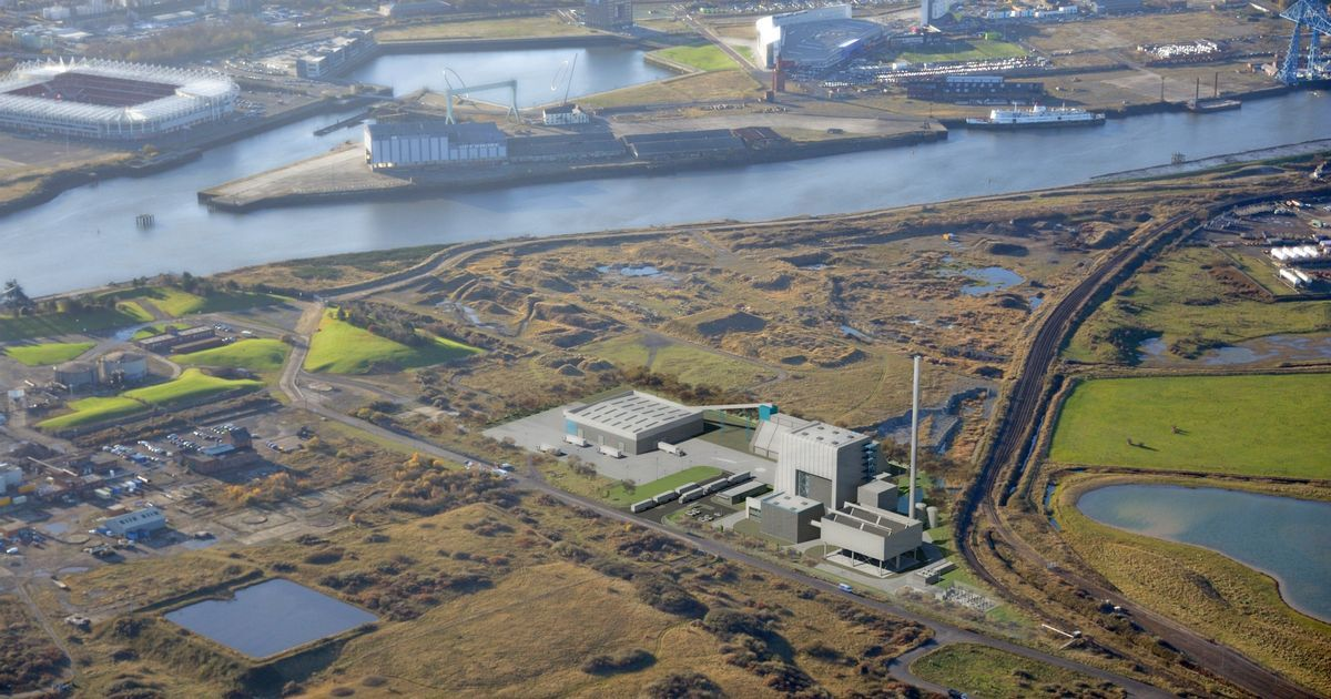 Sale of Lynemouth power station and developments on