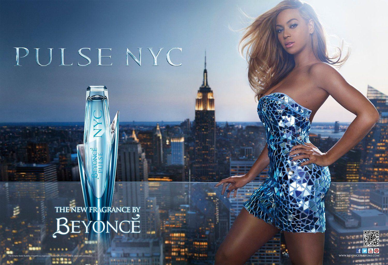 Beyonce\'s Pulse NYC ad 2012 wearing CD Greene cracked mirror ...