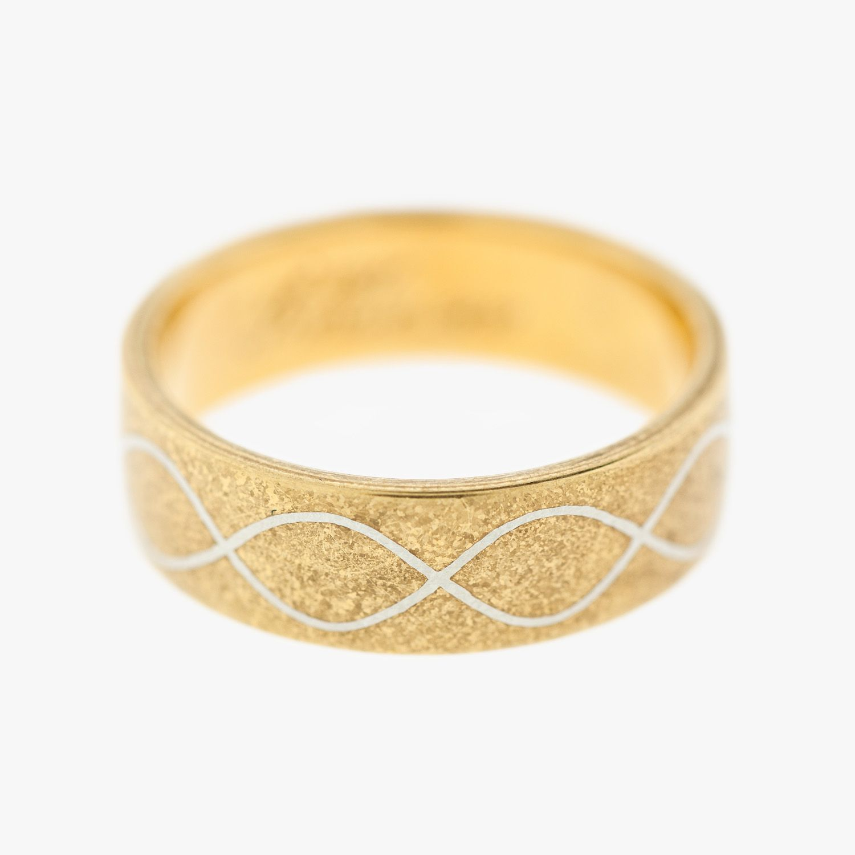 Infinity Men's Wedding Band Rings mens wedding bands