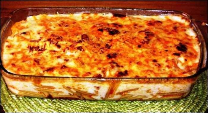 Recetas de macarrones deliciosas la verdad es que el origen de los macarrones es incierto en - Platos de pasta sencillos ...