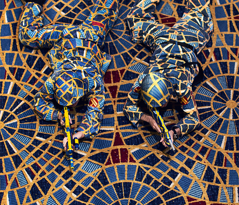 Cosplay As The Marriott Marquis Carpet From Dragoncon Dragoncon Cosplay Best Costume Ever