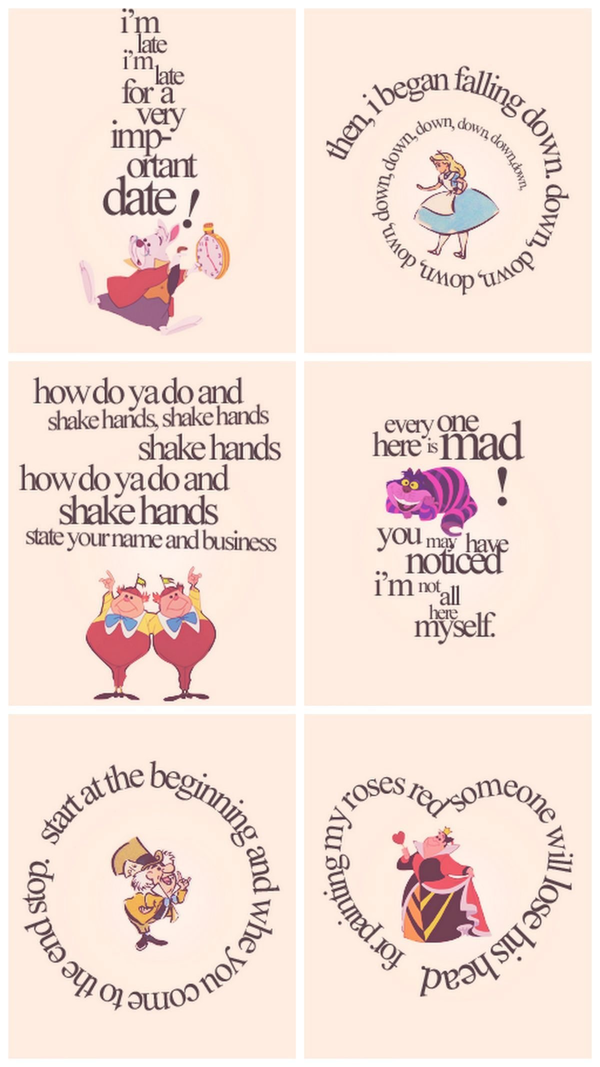 Alice In Wonderland Quotes Disney 7D2Ab37D2335Be5Abf4C14011C65Ef96 1200×2133 Pixels  Silhouette .