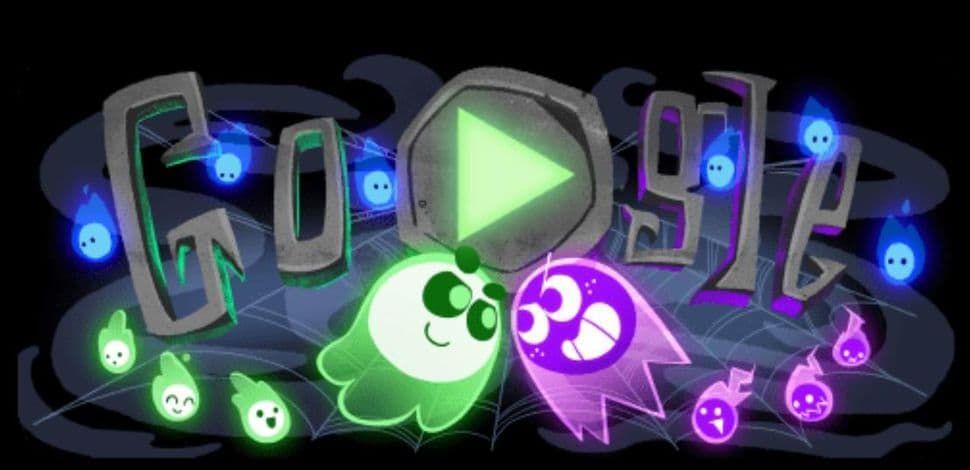 Technocodex Latest News From The World Google Halloween Google Doodle Halloween Google Doodles