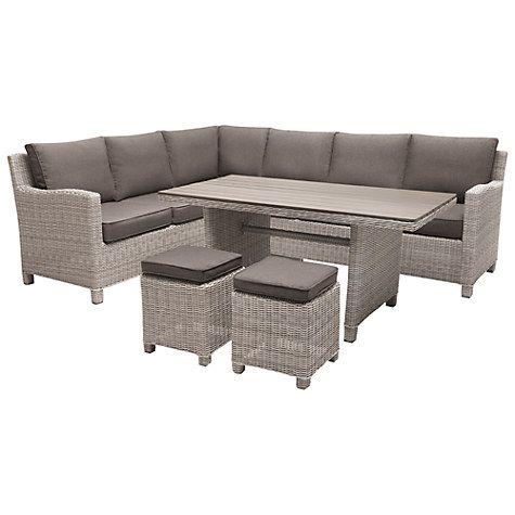 Buy KETTLER Palma 8-Seater Outdoor Lounge Set Online at johnlewis ...