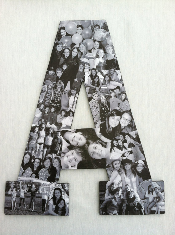 Custom Collage letter Girlfriend t College dorm room
