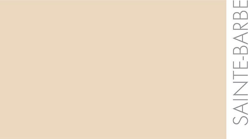 sainte barbe une couleur sable chaud nuancier peintures nuancier. Black Bedroom Furniture Sets. Home Design Ideas