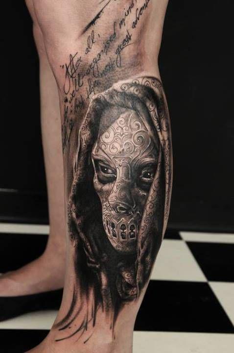 Tattoo by Florian Karg - Vicious Circle Tattoo