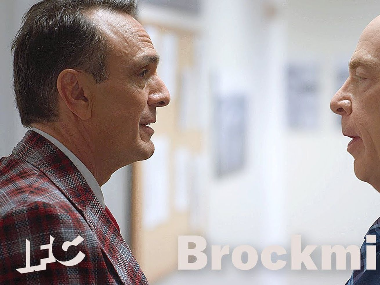 Yep He S Still Brockmire Season 3 Of Brockmire Premieres 4 3 Premiere Funny Gif Christine Woods