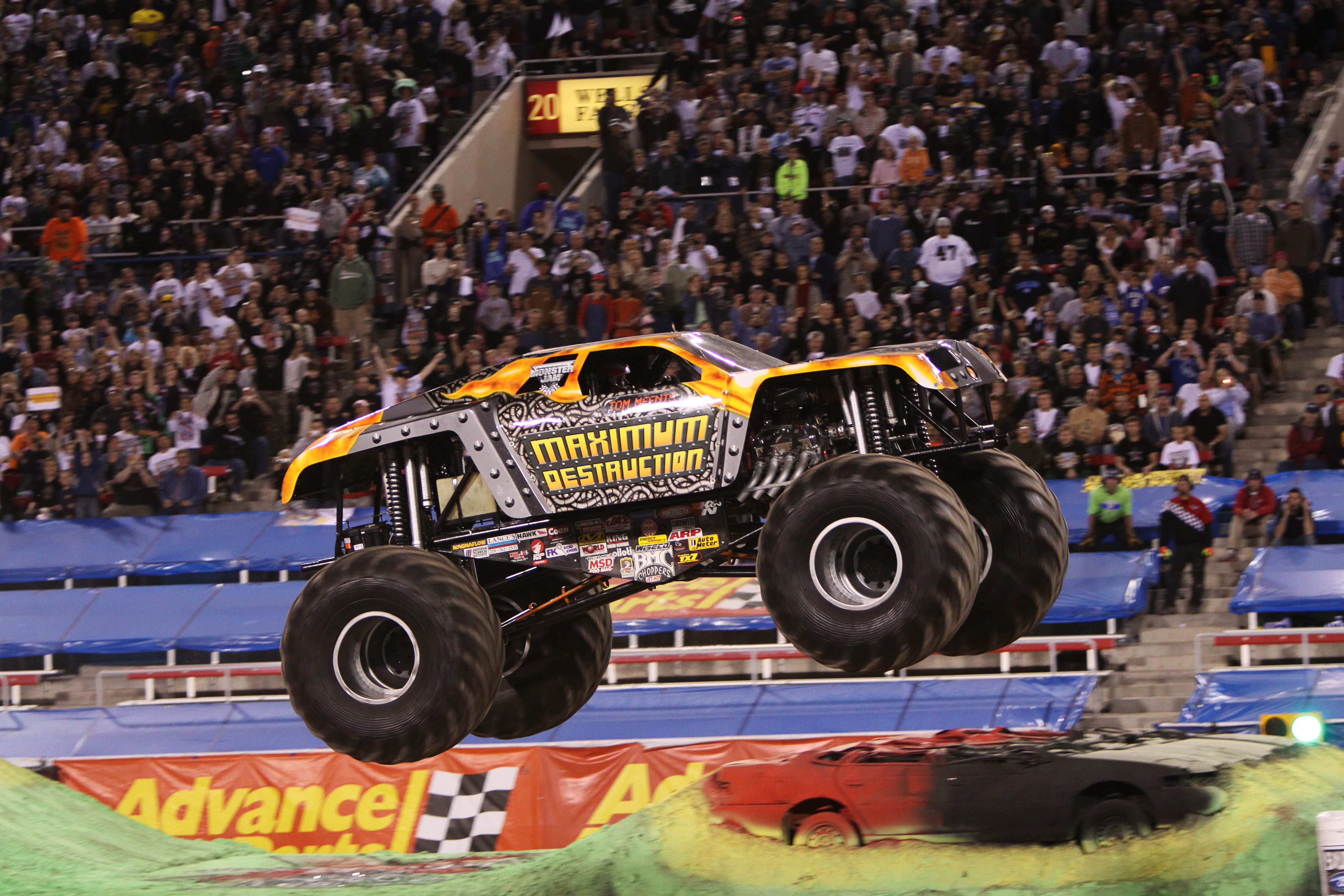 Lets get loud with monster jam toronto giveaway