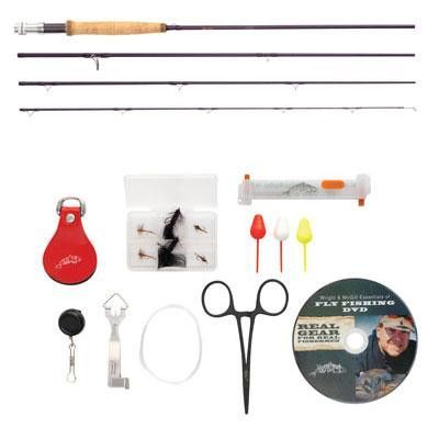 8' Womens Fly Rod Kit 4pc