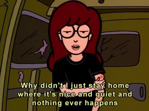 Funny Home Cartoon Daria S MTV Depressing Angelatronics LOL - Depressing look happened favourite 90s cartoon characters