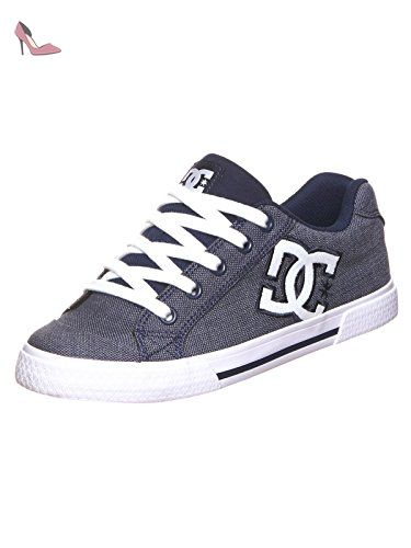 Tx Dc SeSneakers Shoes Basses Chelsea FemmeGrischambray39 TFcuJKl13