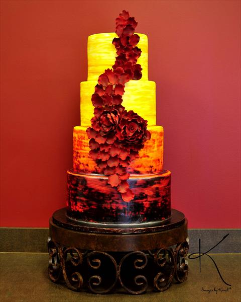 Incredible Edibles Bakery Modern Wedding CakesWedding Cake PhotosIncredible EdiblesVirginia BeachWedding