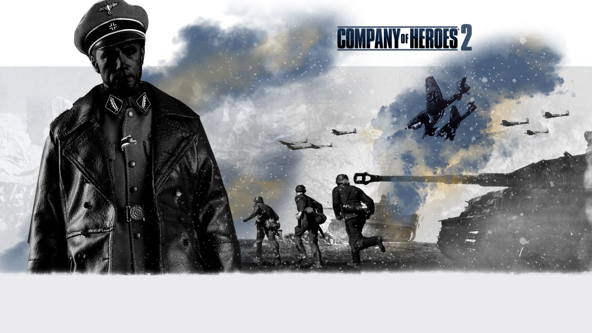 Company Of Heroes 2 Wallpaper Hd Wallpaper Company Of