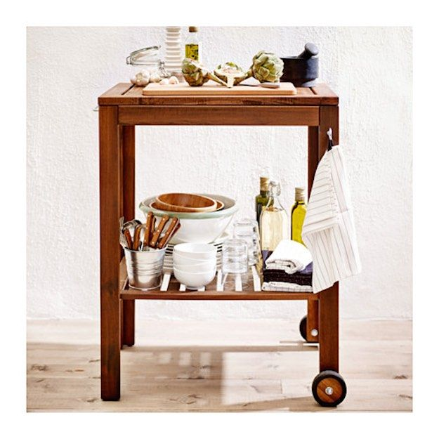 Cheap Furniture And Decor: Applaro / Klasen Outdoor Serving Cart
