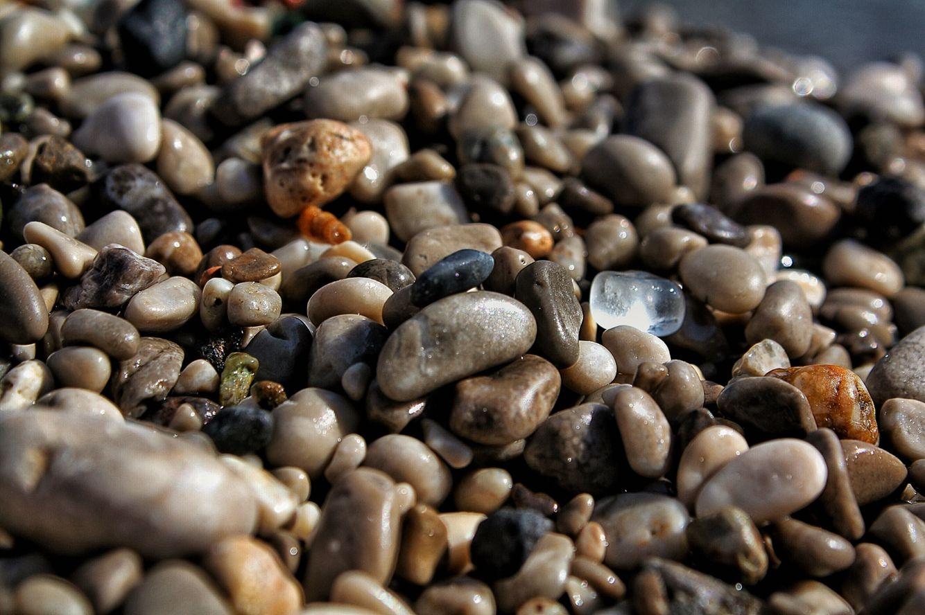 Pebbles of Capri