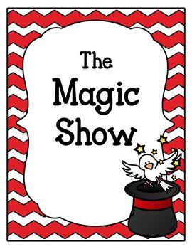 Magic Show Dramatic Play Magic Show Card Tricks Dramatic Play