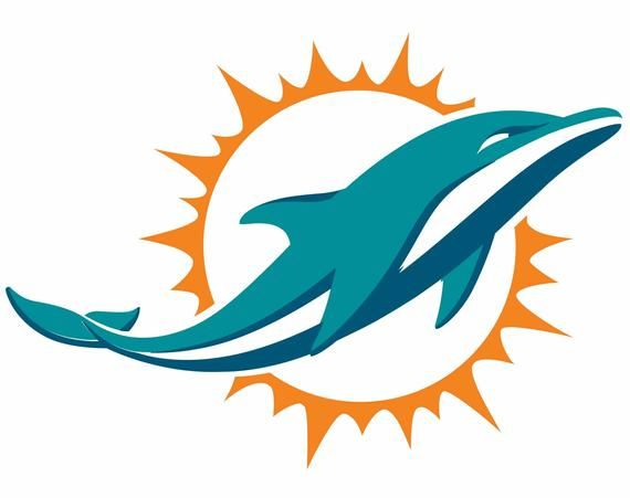 Miami Dolphins SVG in 2020 Dolphins logo, Miami dolphins