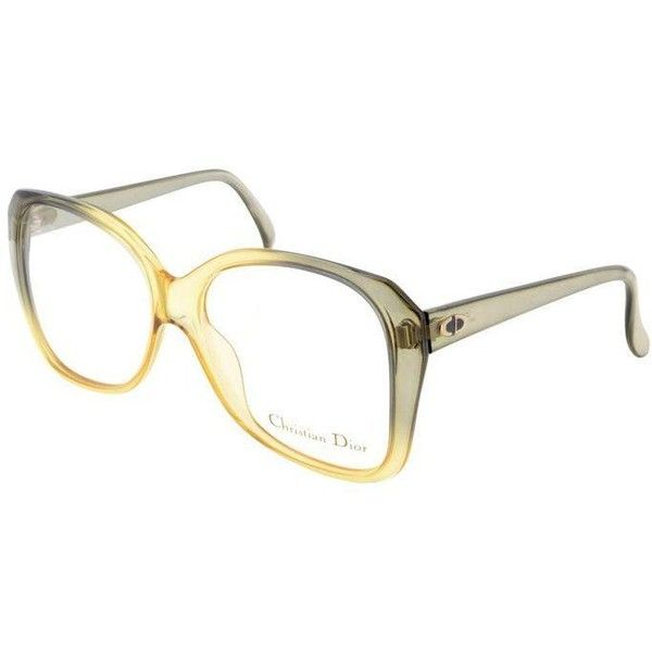 081f16bfb7 Christian Dior Transparent Frames featuring polyvore