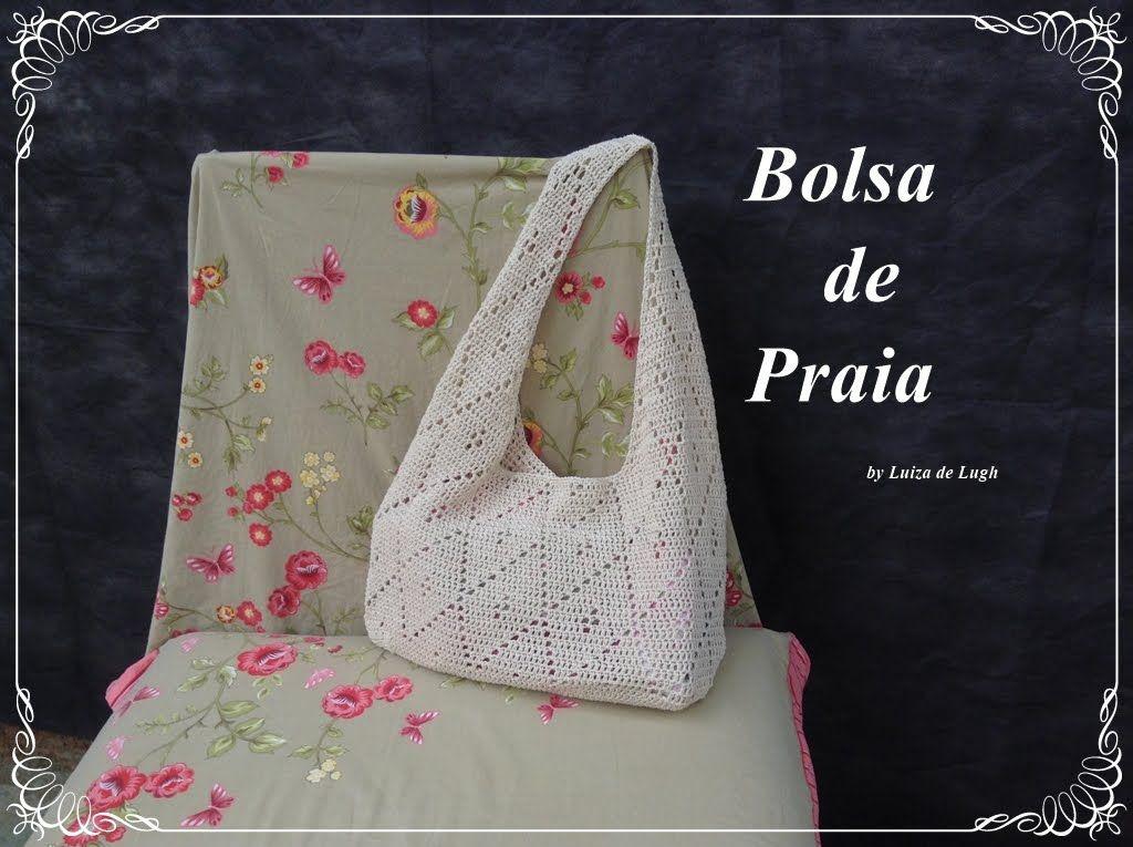 Bolsa de Praia - PAP Completo # Luiza de Lugh