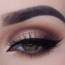 image result for makeup for hazel eyes and brown hair