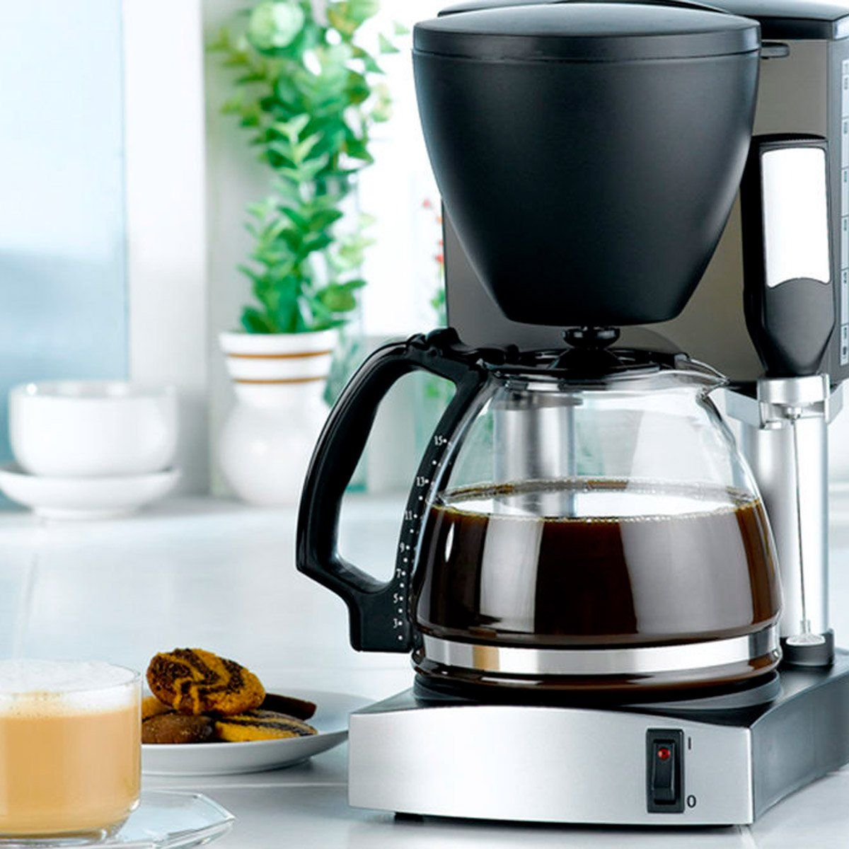 Your Coffee Maker May Be Loaded with Bacteria. Here's How