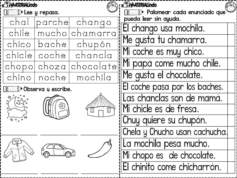 LECTOESCRITURA 90 FICHAS COMPLETA LEO-Y-ESCRIBO-LAS SÍLABAS -Orientacion  Andujar | Lectoescritura, Lectura de palabras, Evaluación de lectura