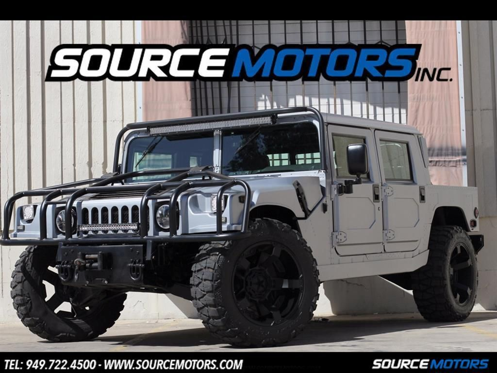 Used H1 4 Man Hardtop Hummer H1 4 Man Hard Top Hmc4 Turbo Diesel 4x4 Custom Interior Designo Paint 2017 2018 Is In Stock And For Sale 24carshop Com Hummer H1 Hummer Cool Trucks