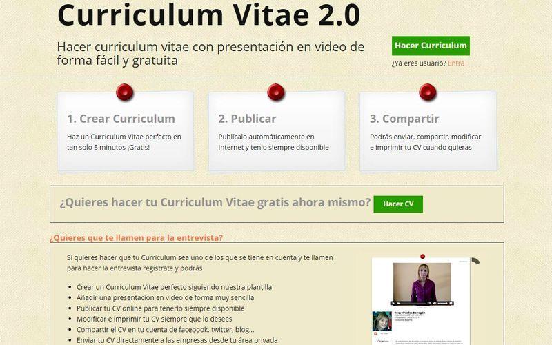 5 Paginas Para Crear Un Curriculum Vitae Atractivo Y Profesional