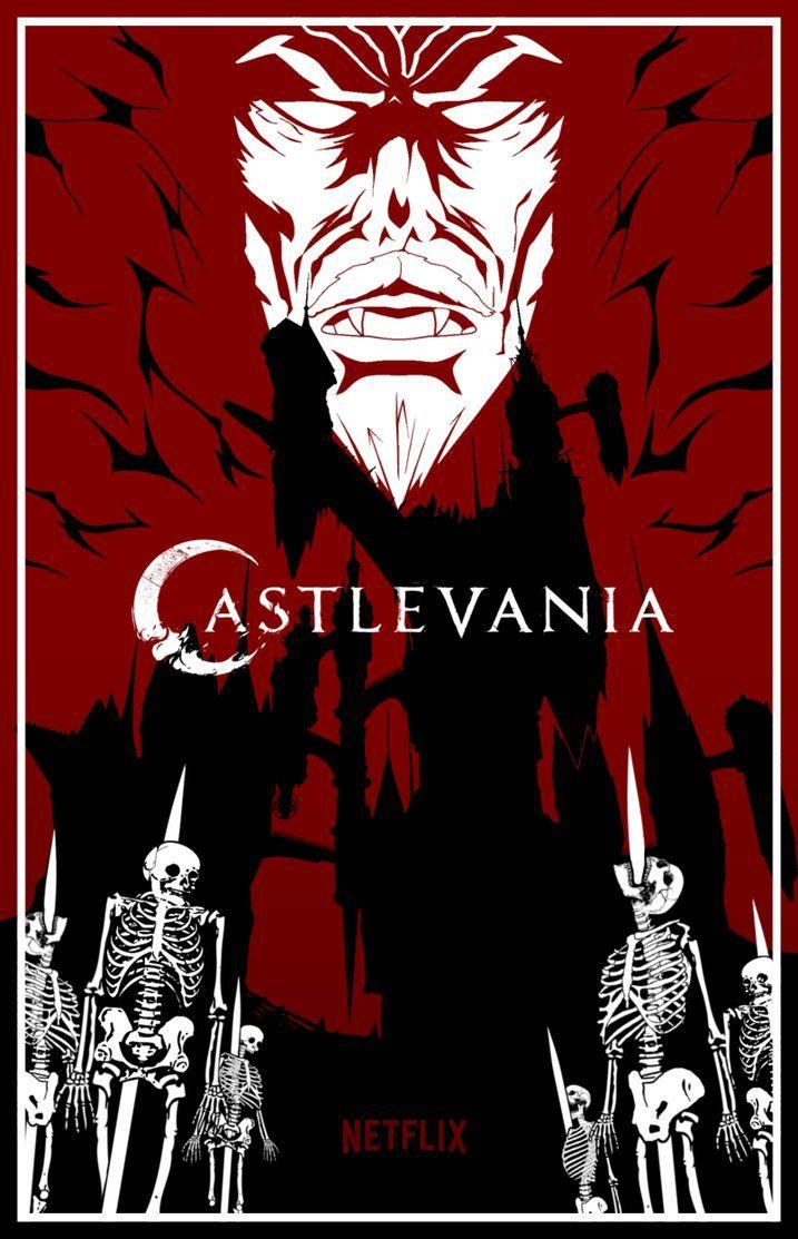 Castlevania Netflix By Kindratblack Deviantart Com On Deviantart Netflix Castlevania Lord Of Shadow Video Game Jobs