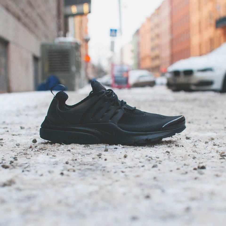 nike air presto triple black sklep