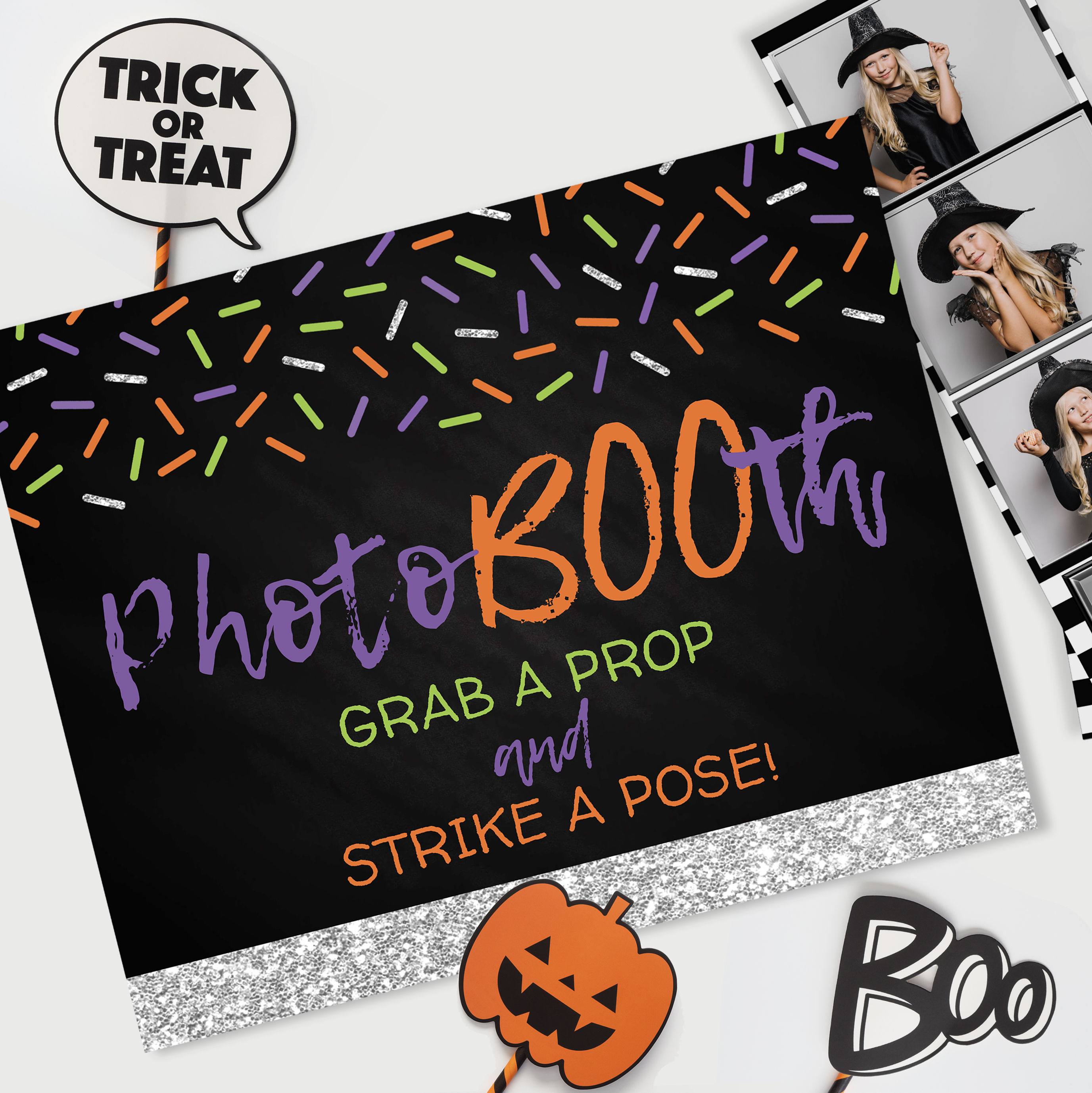 FREE HALLOWEEN PARTY PHOTO BOO-TH PRINTABLE SIGN INSTANT DOWNLOAD HALLOWEEN COSTUME PARTY PHOTO PROP Enjoy this 8x10