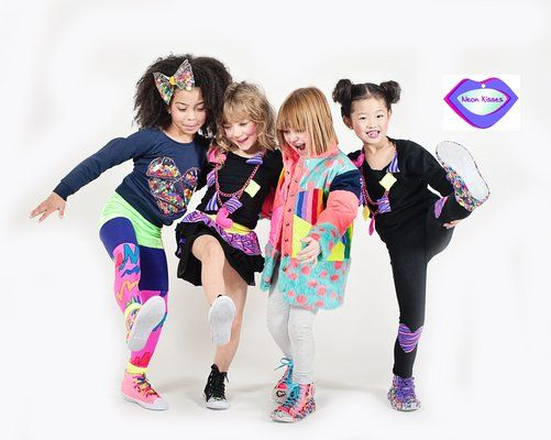 neon clothes for kids - Hatchet Clothing
