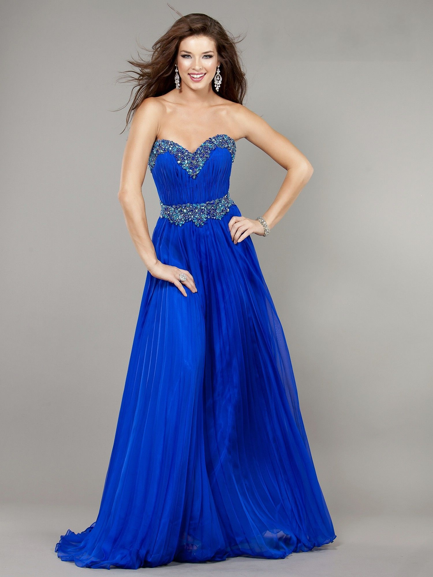 10 Best images about Blue Prom Dress on Pinterest  Prom dresses ...
