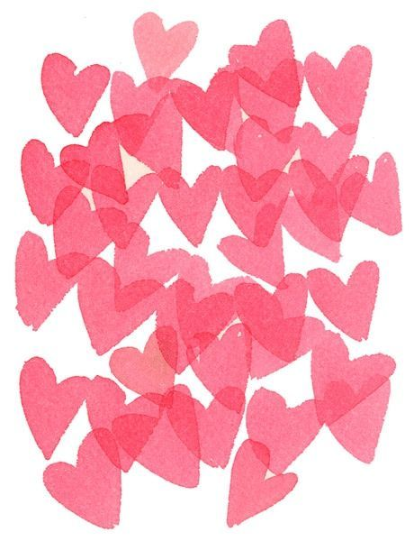 Pin By Zaueqh On Seidenpapier Heart Illustration Heart Love