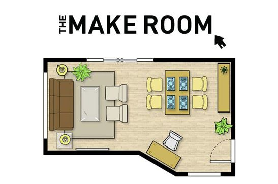 Design your room mom used to do this with graph paper - Design your room online ...