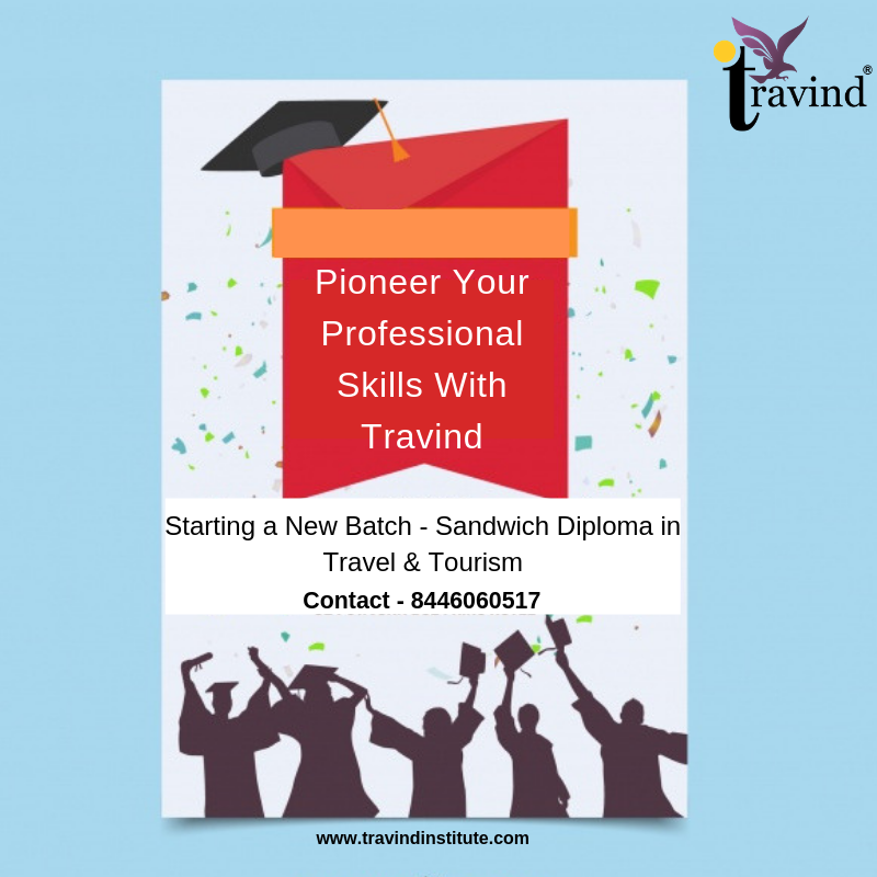 New Pioneer Travel >> Pioneer Your Professional Skills With Travind Starting New