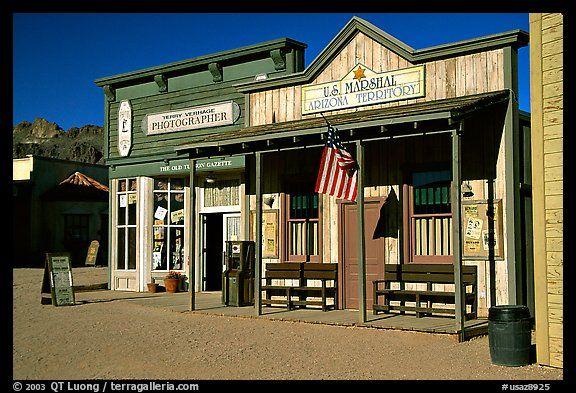 Google Image Result For Http Www Terragalleria Com Images Us Sw Usaz8925 Jpeg Old Western Towns Old West Old West Town