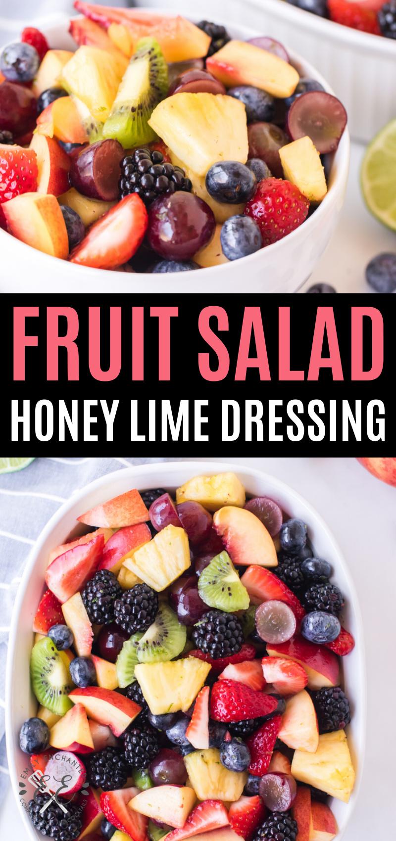 Fresh Fruit Salad Recipe Fruit Salad Recipes Fresh Fruit Salad Honey Recipes
